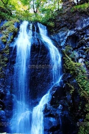 日光の名瀑 裏見の滝の写真素材 [FYI03141129]