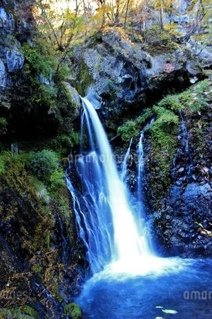 日光の名瀑 裏見の滝の写真素材 [FYI03141133]