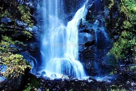 日光の名瀑 裏見の滝の写真素材 [FYI03141134]