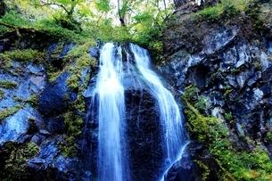 日光の名瀑 裏見の滝の写真素材 [FYI03141136]