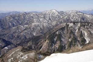 雪陵の西丹沢の写真素材 [FYI03141488]