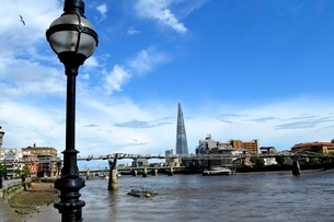 ロンドンの風景の写真素材 [FYI03141692]