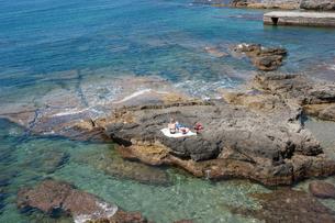 イタリアの海の写真素材 [FYI03141949]