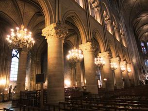 フランスの教会の写真素材 [FYI03141950]