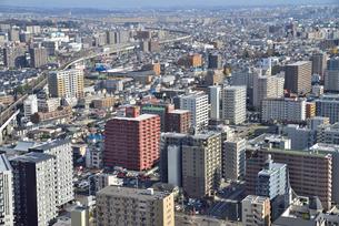 仙台市街の写真素材 [FYI03142180]