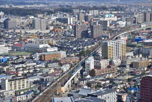 仙台市街の写真素材 [FYI03142181]