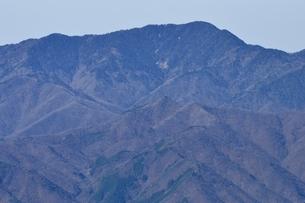 日本百名山 大菩薩嶺の写真素材 [FYI03143731]