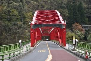 峰谷橋の写真素材 [FYI03143848]