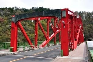 峰谷橋の写真素材 [FYI03143849]