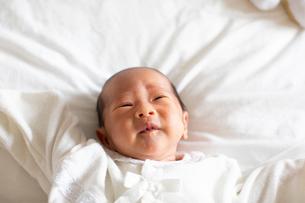 赤ちゃんの写真素材 [FYI03144001]