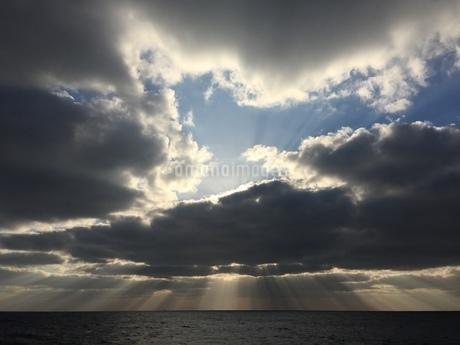 太平洋  iPhoneによる撮影の写真素材 [FYI03144429]