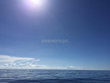 太平洋  iPhoneによる撮影の写真素材 [FYI03144436]