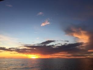 太平洋  iPhoneによる撮影の写真素材 [FYI03144438]