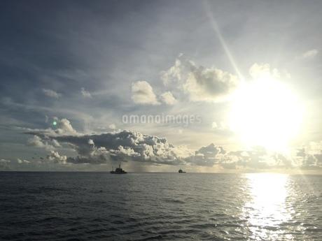 太平洋  iPhoneによる撮影の写真素材 [FYI03144444]