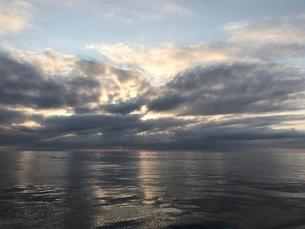 太平洋  iPhoneによる撮影の写真素材 [FYI03144447]