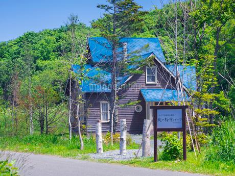 北海道 自然 風景 北の桜守りパークの写真素材 [FYI03144544]