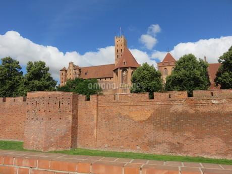 マルボルク城の写真素材 [FYI03144692]