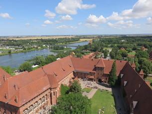 ポーランドの風景の写真素材 [FYI03144697]