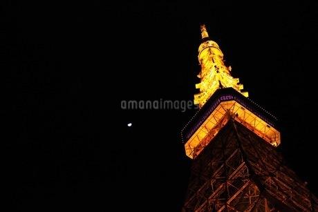 Tokyo Towerの写真素材 [FYI03144702]