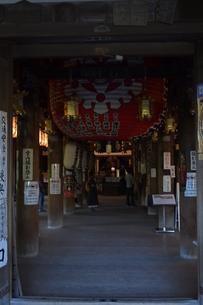 石山寺境内仏壇の写真素材 [FYI03144777]