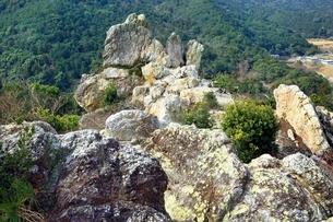 おうむ岩の写真素材 [FYI03145083]