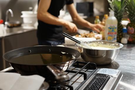 料理人のイメージの写真素材 [FYI03145446]