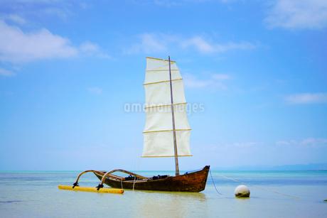 古い船の写真素材 [FYI03145547]