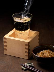 日本酒の写真素材 [FYI03145564]