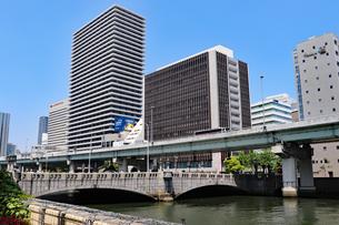 大阪のオフィス街の写真素材 [FYI03145979]