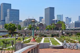 大阪・中之島公園の写真素材 [FYI03146788]