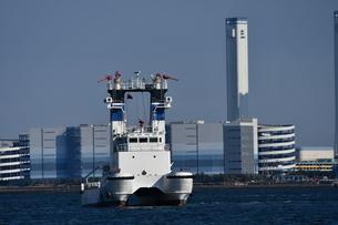 2021 横浜消防出初式の写真素材 [FYI03146836]