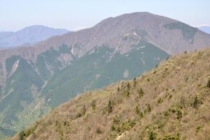 春の大室山の写真素材 [FYI03146955]