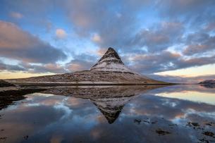 キルキュフェットル山の写真素材 [FYI03147271]