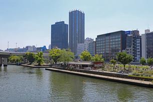 大阪・中之島公園の写真素材 [FYI03147597]