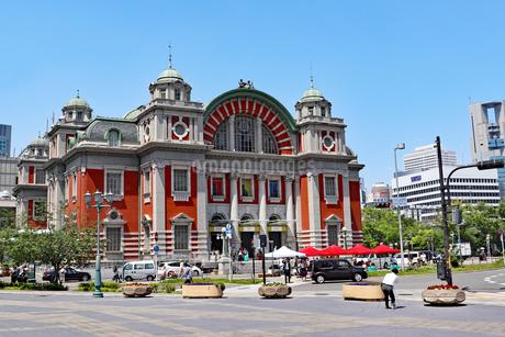 大阪中之島・中央公会堂の写真素材 [FYI03147604]