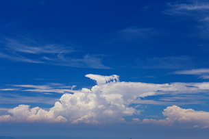 かなとこ雲の写真素材 [FYI03148422]
