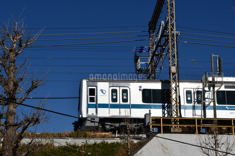 小田急電鉄 藤沢の写真素材 [FYI03148605]