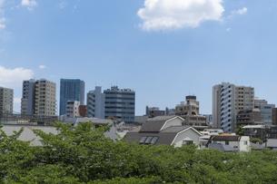 都会の風景の写真素材 [FYI03148634]