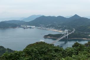 日本遺産 村上水軍 海賊の 居城跡 能島 鯛崎島の写真素材 [FYI03149166]