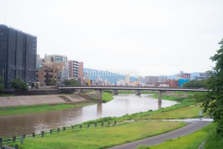 福井の町並みの写真素材 [FYI03149414]