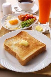 朝食イメージの写真素材 [FYI03149458]