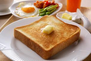 朝食イメージの写真素材 [FYI03149459]