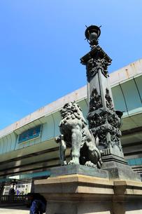 日本橋の写真素材 [FYI03149967]