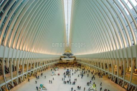 ウェストフィールド ワールドトレードセンター(Westfield World Trade Center)の写真素材 [FYI03150323]
