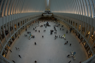 ウェストフィールド ワールドトレードセンター(Westfield World Trade Center)の写真素材 [FYI03150329]