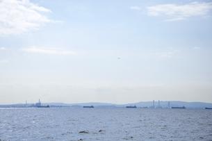 東京湾の写真素材 [FYI03150473]