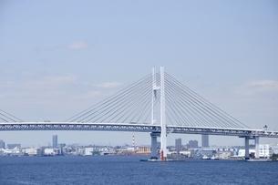 横浜ベイブリッジの写真素材 [FYI03150484]