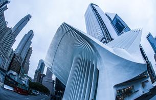 ウェストフィールド ワールドトレードセンター(Westfield World Trade Center)の写真素材 [FYI03150538]