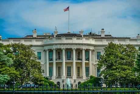 ホワイトハウス(ワシントンDC)の写真素材 [FYI03150626]
