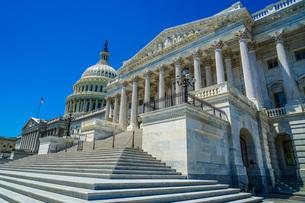 アメリカ合衆国議会議事堂(United States Capitol)の写真素材 [FYI03150704]